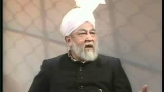 Liqa Ma'al Arab #112 Question/Answer English/Arabic by Hadrat Mirza Tahir Ahmad(rh), Islam Ahmadiyya