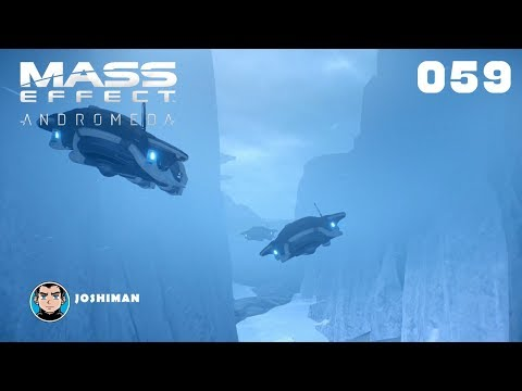 Mass Effect Andromeda #059 - Kett-Basis infiltrieren [PS4][HD]