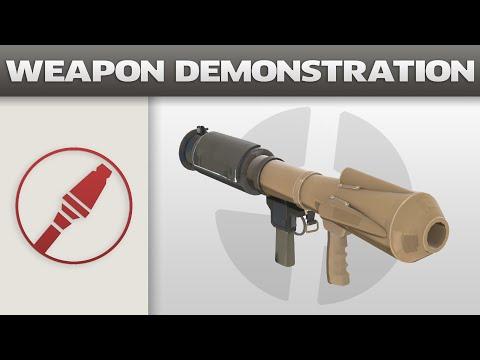Weapon Demonstration: Original