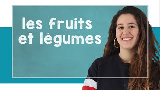 Top 20 French Fruits and Vegetables - A2