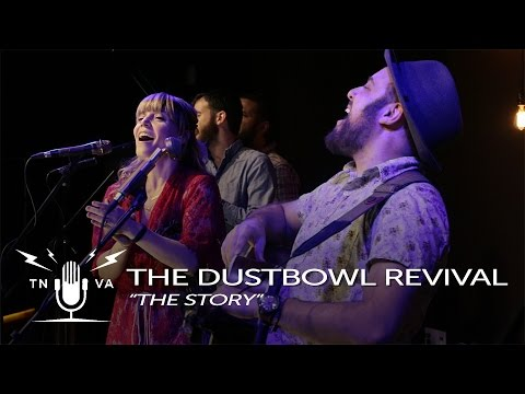 "Dustbowl Revival - ""The Story"" - Radio Bristol Session"