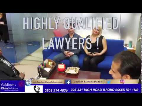 Addison and Khan Solicitors - world class legal service