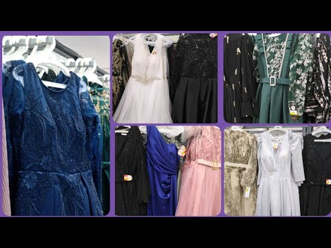 Party wear long dresses and Maxi collection at Family corner RIYADH