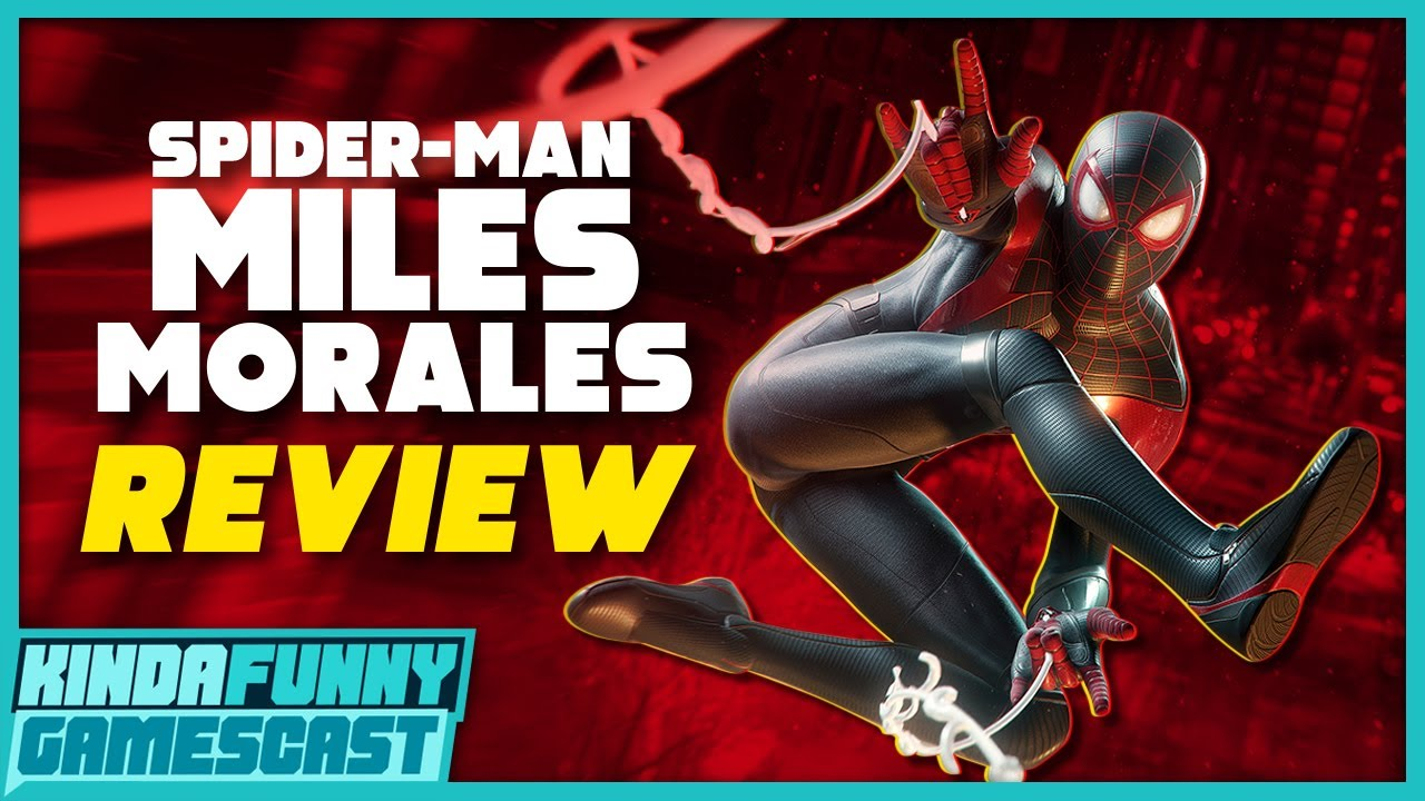 Spider-Man: Miles Morales PS5 Review - Kinda Funny Gamescast Ep. 45