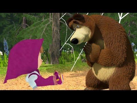 Маша и Медведь- Кто быстрее -#Маша или Томас ?  #Тeremok  TV