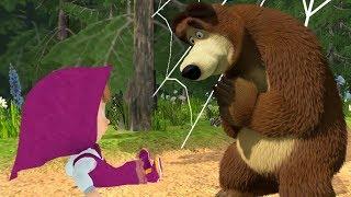 Маша и Медведь- Кто быстрее -#Маша или Томас ?# Мультик игра. #Тeremok  TV