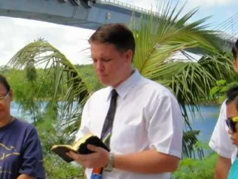 Andrew McClure - Missionary to Palau,Micronesia - Video Presentaion