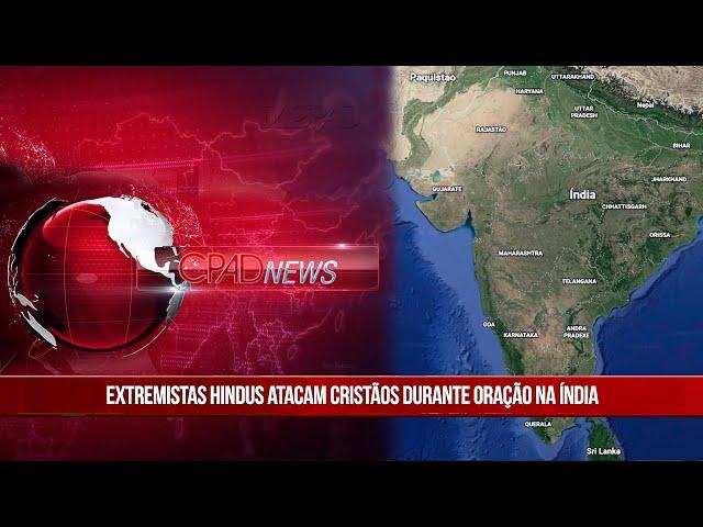 Boletim Semanal de Notícias - CPAD News 202