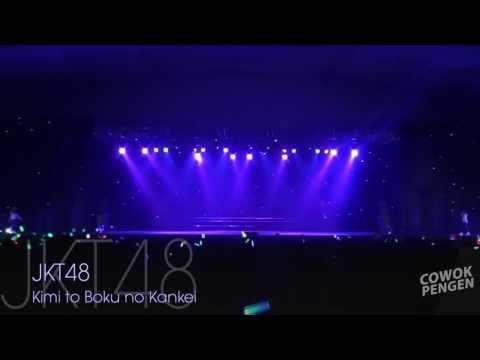 JKT48 Melody Nabilah - Kimi to boku no kankei