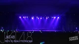 JKT48 Melody Nabilah Kimi to boku no kankei