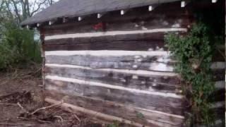 Log Shed - Just Starting