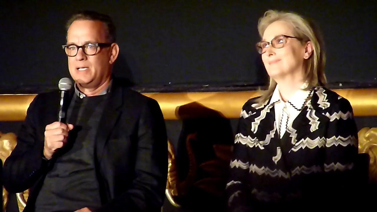 Download 'The Post': Meryl Streep & Tom Hanks on the love between Ben Bradlee and Kay Graham