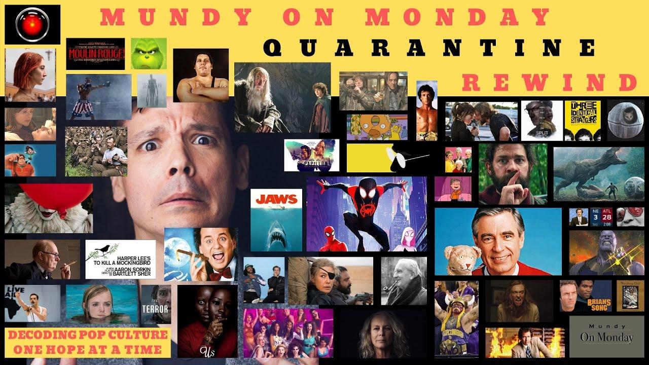 Mundy On Monday: Rewind - healthcare