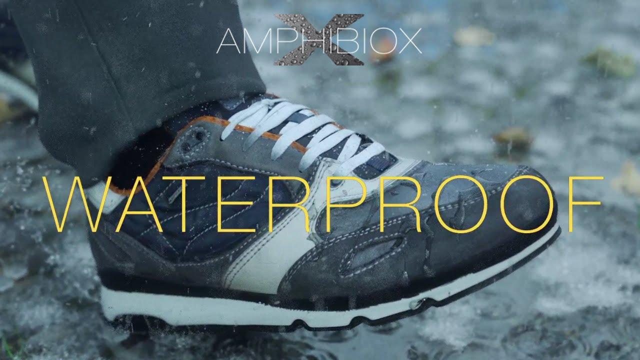 e647897da6 GEOX AMPHIBIOX - Sandro: Perfect for any condition - YouTube