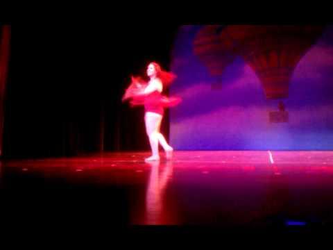 Feeling Good Dance Solo