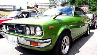 видео Toyota Carina