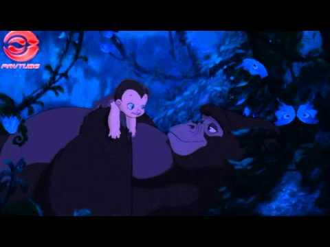 Tarzan - You'll Be in My Heart (Finnish) [HD]