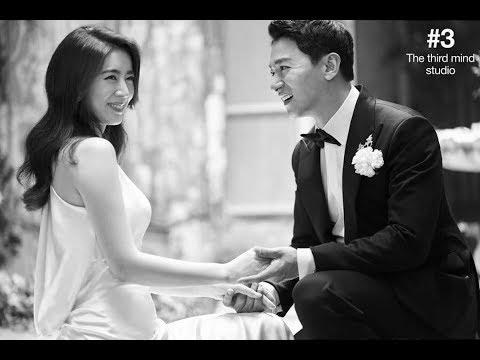 Joo Jin Mo And Wife Reveal Beautiful Wedding Photo Shoot