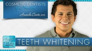 Teeth Whitening with Dr. Amanda Canto DDS Thumbnail