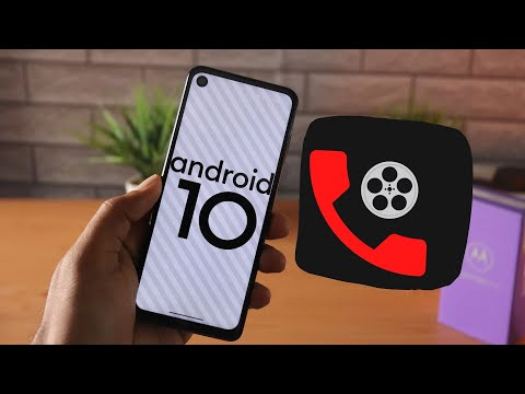 Call Recording On Android 10 | Stock & Android One