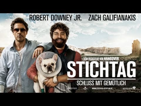 STICHTAG (Due Date) - offizieller Teaser Trailer deutsch ger