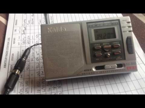 SSB on a cheap Chinese radio