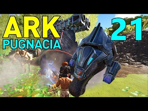 [21] SPINEBREAKER The End Of Hope!!! (Let's Play ARK Pugnacia Multiplayer)
