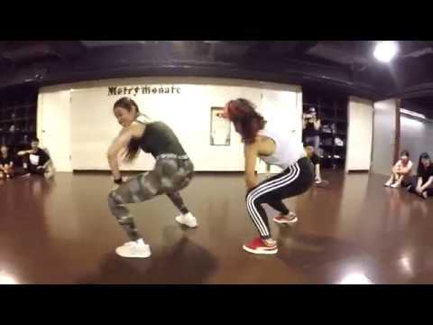 "Apple Yu Choreography ""Pon U Ruff"" By Stony Et Shenseea"