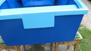Фанерные самодельные лодки(Метод постройки