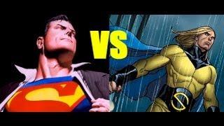 Superhero Showdown: Superman VS Sentry