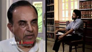 Dr Subramanian Swamy : How to answer the Communists :D