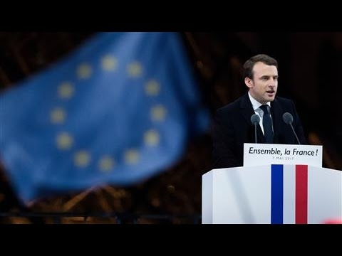 World Leaders React To Macron's Victory in France