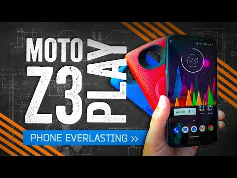Moto Z3 Play Review: The Phone With A Mod In The Box