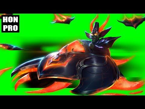 HoN Pro Doctor Repulsor Gameplay - Kanom``Pang - Legendary