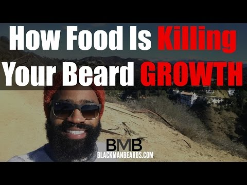 how-food-is-killing-your-beard-growth
