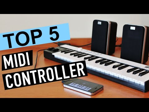 Best Midi Keyboard 2019 BEST 5: Midi Controller 2019   YouTube