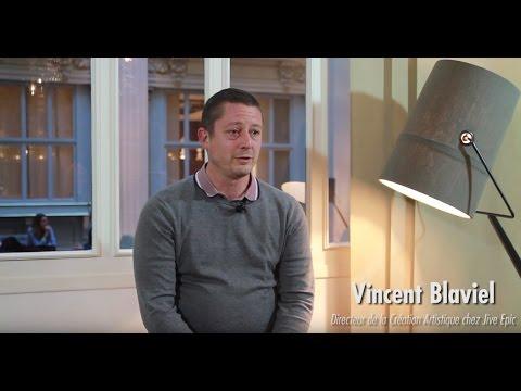 Talent Factory - A la rencontre des directeurs artistiques de Sony Music : Vincent Blaviel