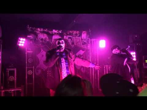 Escape Artist - blaze ya dead homie Live Vernon 4-07-16