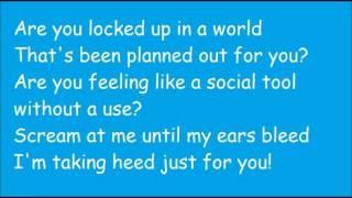 She-Green Day Lyrics