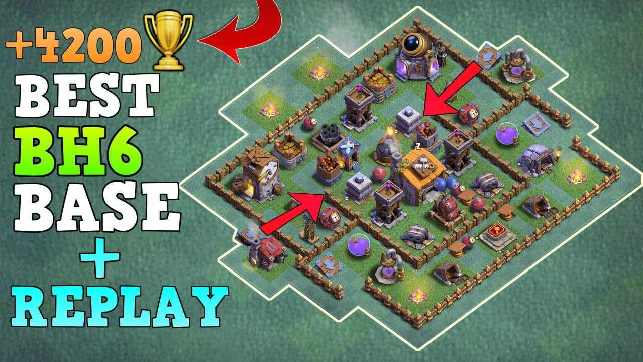 how to make a good base in coc