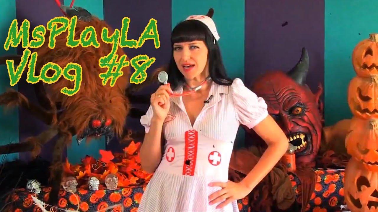 monster high barbie dress up games msplayla vlog 8 halloween youtube - Barbie Halloween Dress Up Games
