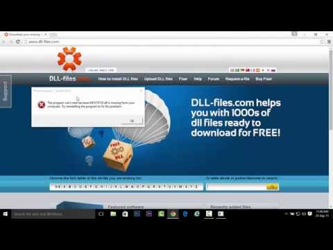 Repeat How to Fix d3dcompiler_47 dll free in Windows 7