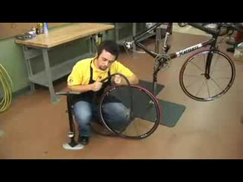 Bicycle Maintenance: How to Change a Bicycle Tire