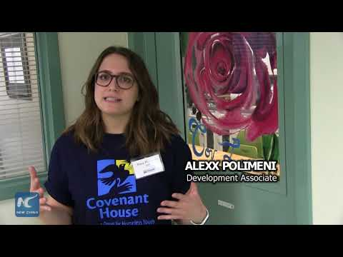 Covenant House offers help to homeless teenagers and young adults