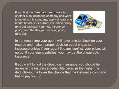 Cheap Car Insuranc compare car insurance