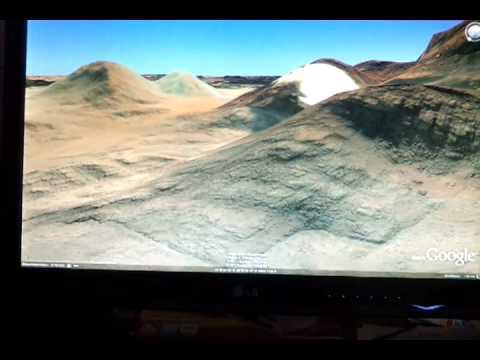 Google Earth Tour : Manus Dei @ Jabal al-Lawz