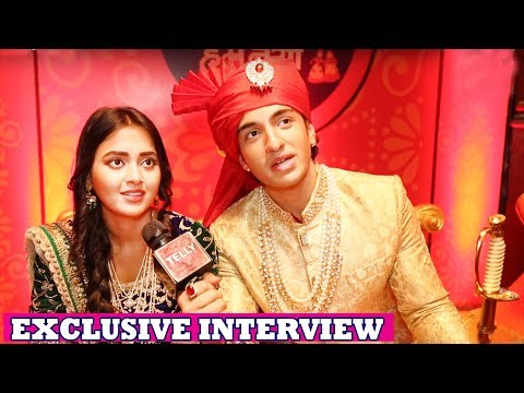 Tejasswi Prakash & Rohit Suchanti Uncensored Interview | Rishta Likhenge Hum Naya | Telly Reporter