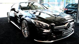 2016 New Mercedes AMG SL 63