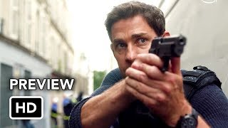 "Tom Clancy's Jack Ryan (Amazon) ""Debrief"" Featurette HD - John Krasinski action series"