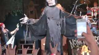 """Feed My Frankenstein"" live Alice Cooper, Tinley Park, IL 7-5-2012"